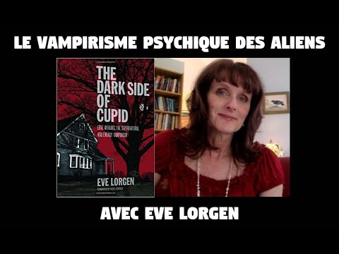 Eve Lorgen, le vampirisme psychique des Aliens - RR4
