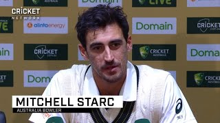 New load-up, simple strategy rejuvenate stunning Starc