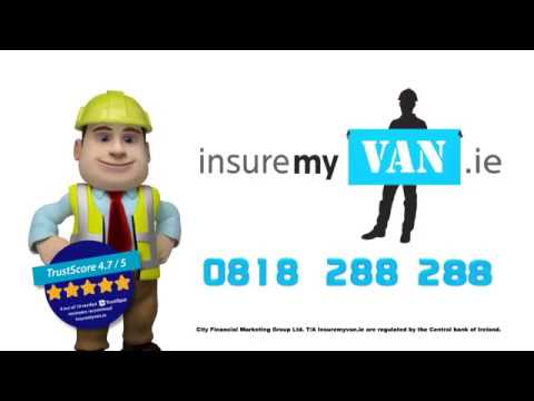Insure My Van - Ireland's Van Insurance Specialists