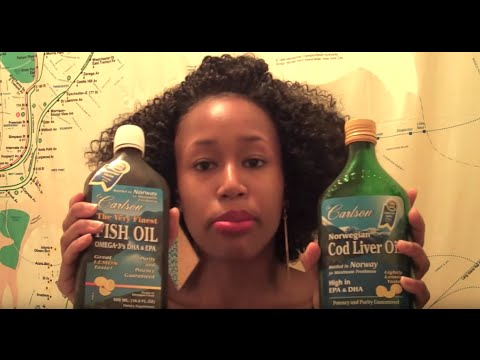 A Few Thoughts On Fish Oil Vs. Cod Liver Oil