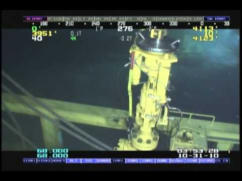 Wright's Well Control Services Hydrate Remediation System Deployed Subsea