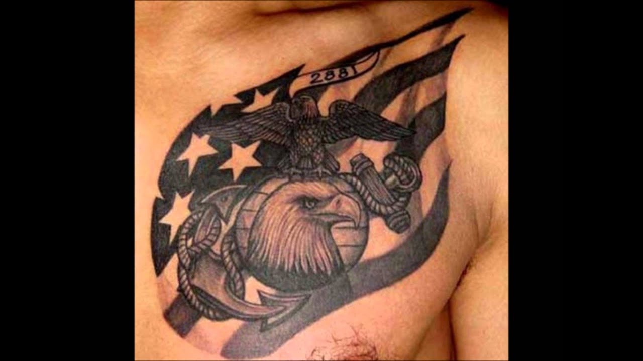 Soldier Military Tattoos Youtube