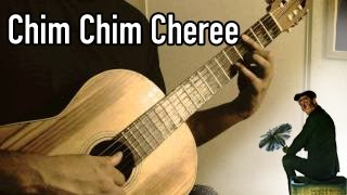 Chim Chim Cheree - Mary Poppins (Classical Guitar)