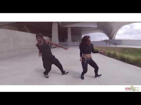Konshens feat VJ Lou MAD DI GYAL DEM Choreo Roz Dancer & Kaiba Bling