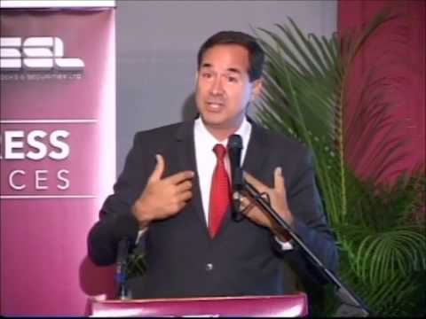Chris Issa at the 2013 SSL Leadership & Financial Forum Pt. 1