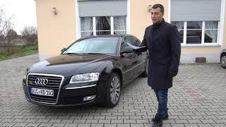 видео Обслуживание Ауди А8 (Audi A8)