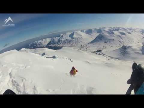 Iceland Alpine Ski Touring: Mountains and Fjords of the North
