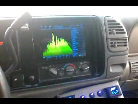Best ever motorized iPad mini in dash 99 Yukon dash ...
