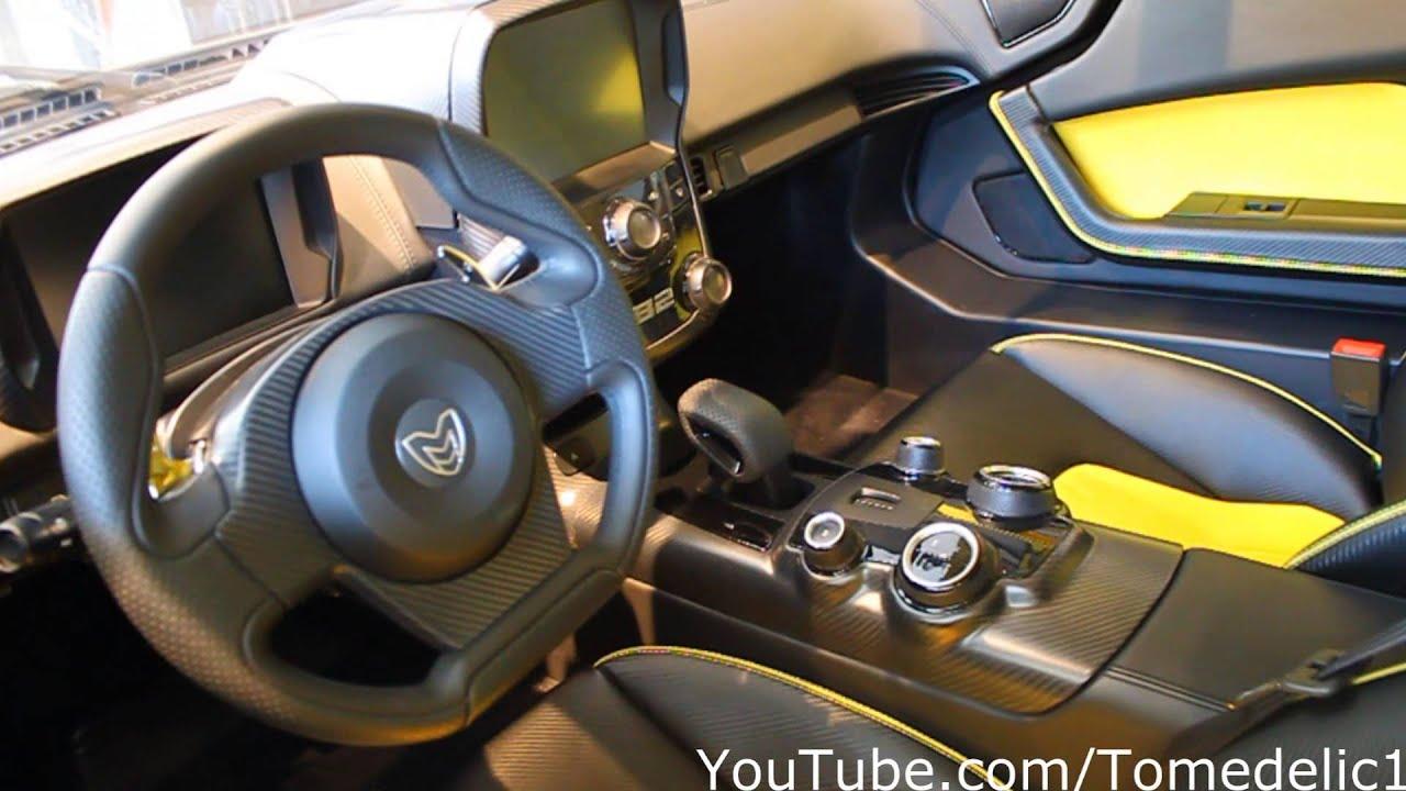 The NEW Marussia B2 In Monaco In Full 1080p HD - YouTube