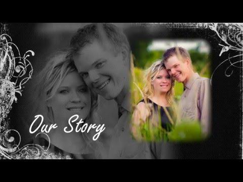 Bride + Groom Love Story