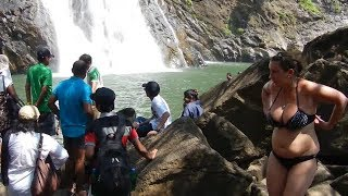 Doodhsagar Waterfalls Goa, The Angel Falls of India