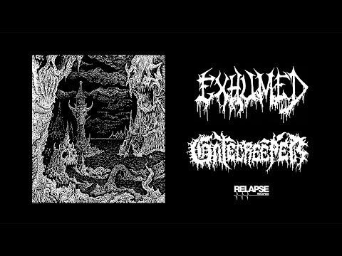 "EXHUMED/GATECREEPER Split 10"" [FULL ALBUM STREAM]"