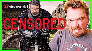 Robert the Bruce Film BANNED in Scotland !!??