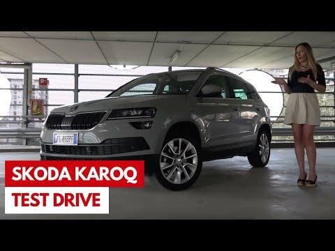 Skoda Karoq | Test Drive del nuovo SUV compatto