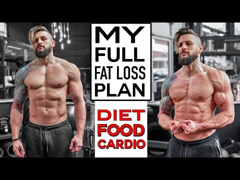 MY SCIENCE BASED FAT LOSS DIET + How To Create Your Own | Full Days & Food Macros Shown thumbnail