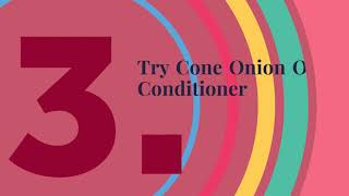 List Of Top 5 Onion Oil Conditioner India