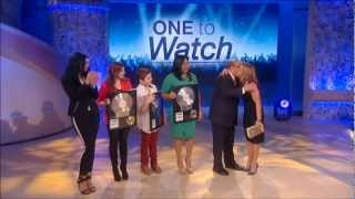 """Katie Quick on The Katie Couric Show """"One to Watch!"""""""