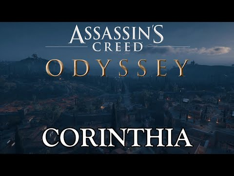 Assassins Creed Odysssey - Corinthia
