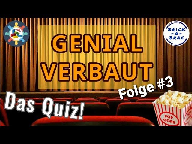 GENIAL VERBAUT - Das Quiz! // Folge #3 [BBFH]