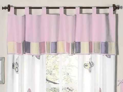 Check Pink And Purple Butterfly Flower Collection Baby Girl Bedding 9pc Crib Slide