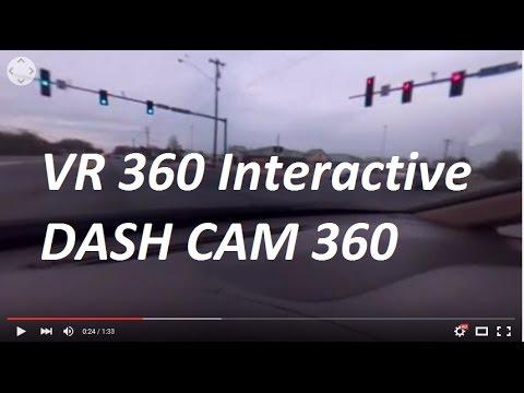 360 dash cam test youtube. Black Bedroom Furniture Sets. Home Design Ideas