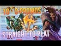 STOMPING EVERY ELO WITH DRAVEN (League of Legends)