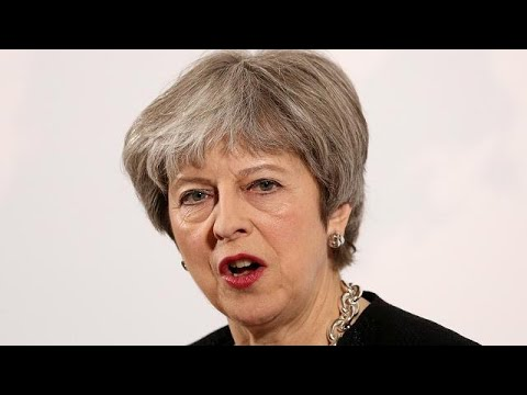 British PM: 'Highly likely' Russia was behind attempted murder of former spy
