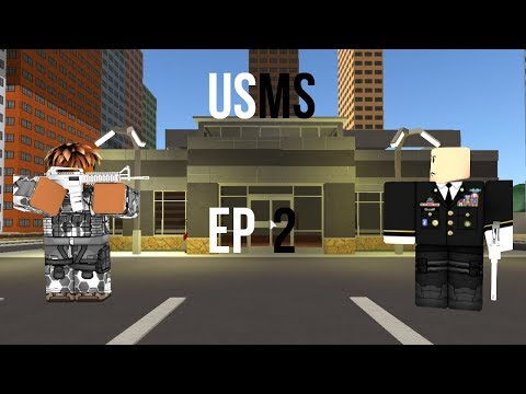 ROBLOX: NYC USMS EP#2: Wanted people!