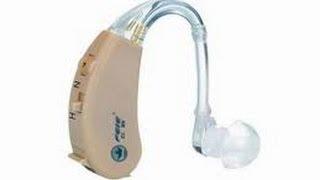 видео слуховые аппараты