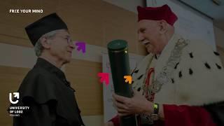 Prof. Jeffrey Sachs - doktorat honoris causa UŁ