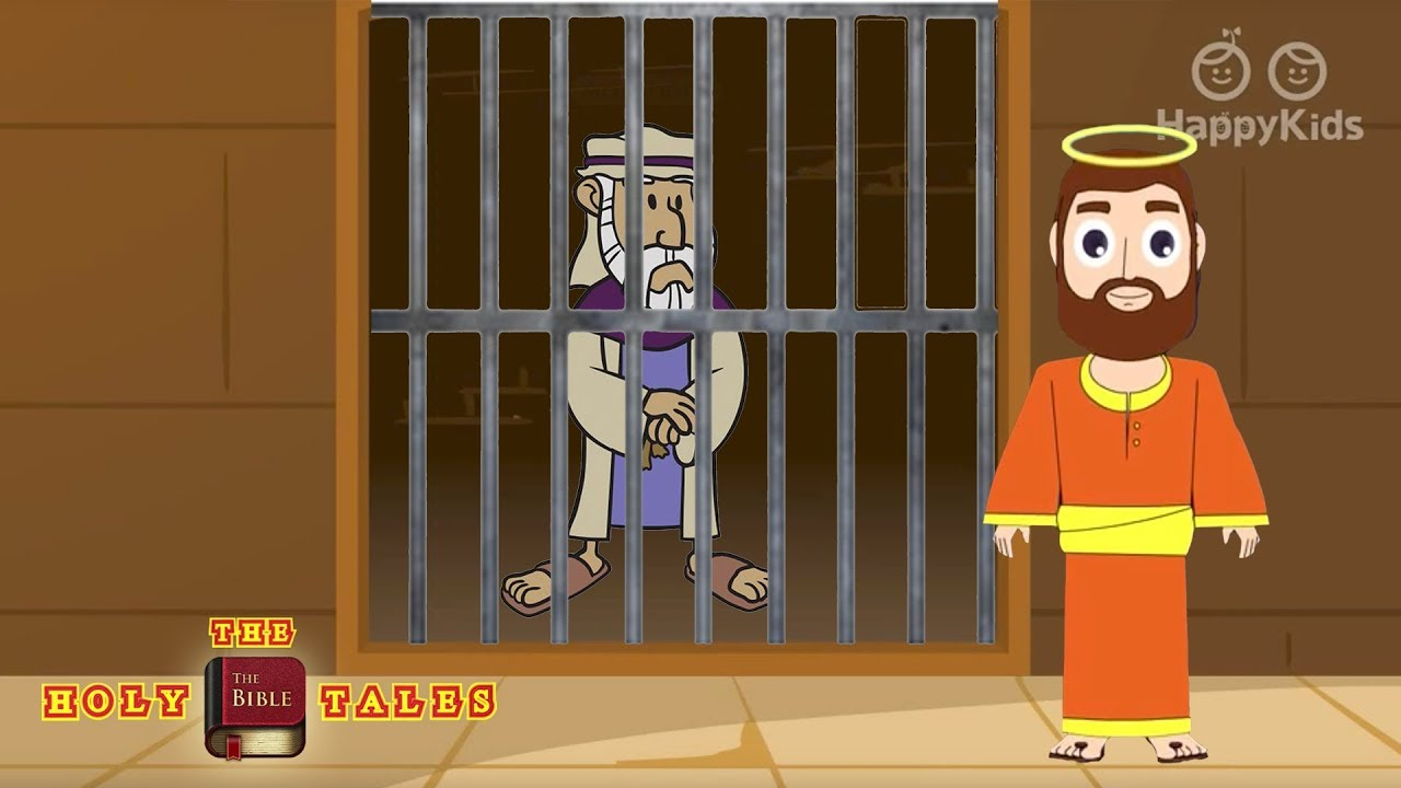 Peter Is Imprisoned - Bible Stories For Children