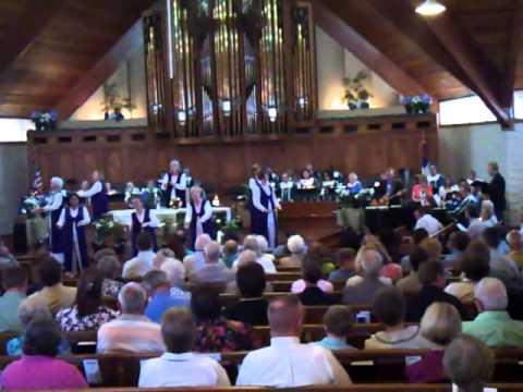 Easter Song - Anne Herring, arr. John Wilso