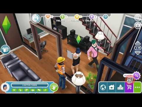 Sims Freeplay-D.I.Y HOMES:LOVEY DOVEY BALCONY