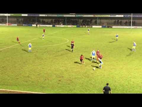 Kings Lynn Town 3-1 Redditch United - second half