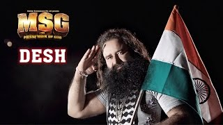 Desh | Video Song | MSG: The Messenger