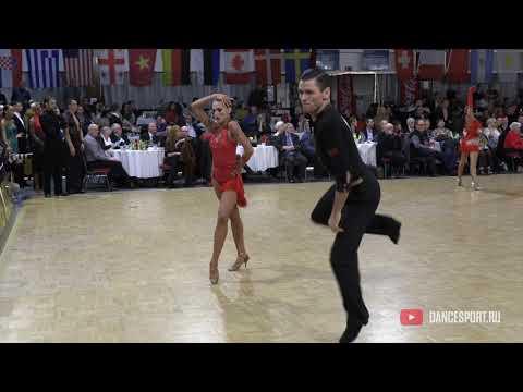 Timur Yusupov - Valeria Remina RUS, Jive | Antwerp Diamond DanceSport Cup 2020