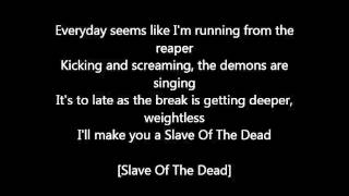 Bullet For My Valentine Raising Hell Lyrics