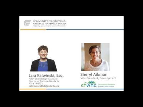 Webinar Recording: Passing National Standards - What We've L