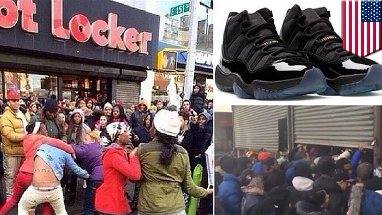 Air Jordan 11 release sparks more fighting over expensive ...