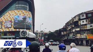 Những con phố 'dát vàng' ở Hà Nội | VTC