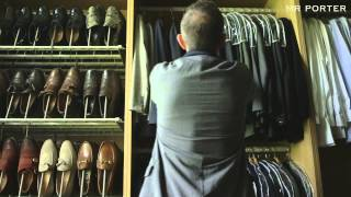 The Way I Pack: Fashion Week Special with Mr Jeremy Langmead -- MR PORTER
