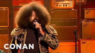 Reggie Watts Stand-Up 10/25/12 - CONAN on TBS