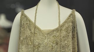 Коктейльное платье от Сестёр Калло (Callot Soeurs)