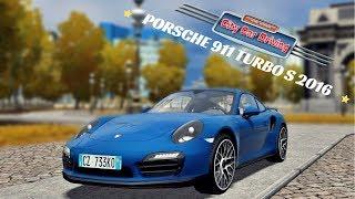 City Car Driving 1.5.5 - Porsche 911 Turbo S 2016   CINEMATIC VIDEO   1080p & G27