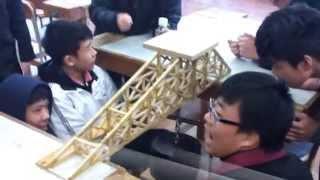 中學基建模型創作比賽2014~衛理中學初步測試