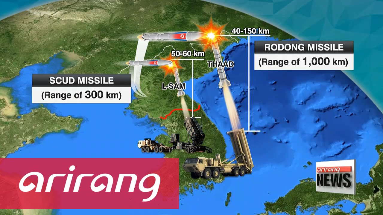 S 300 missile systems vs patriot - Combined Thaad L Sam System Could Help Nat L Security S Korea Youtube