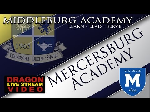 Middleburg Volleyball hosts Mercersburg