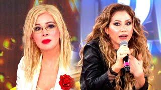 Adabel Guerrero furiosa con Nacha Guevara por culparla de la coreografía que acompanó su canción
