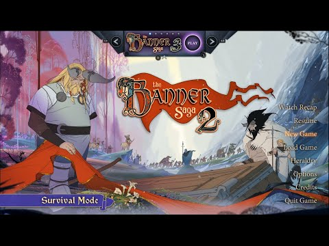 The Banner Saga 2 (Part 1) Welcome back Alette |