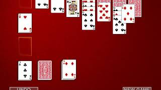 Hoyle Card Games 2002: Solitaire - Klondike